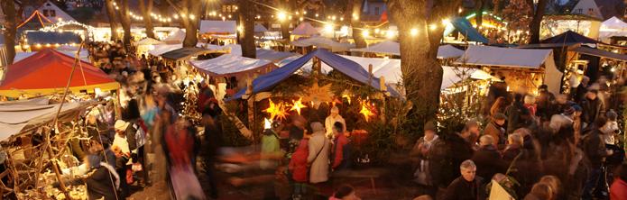 Babelsberg, Böhmischer Weihnachtsmarkt