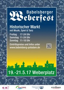 Babelsberger Weberfest 2017