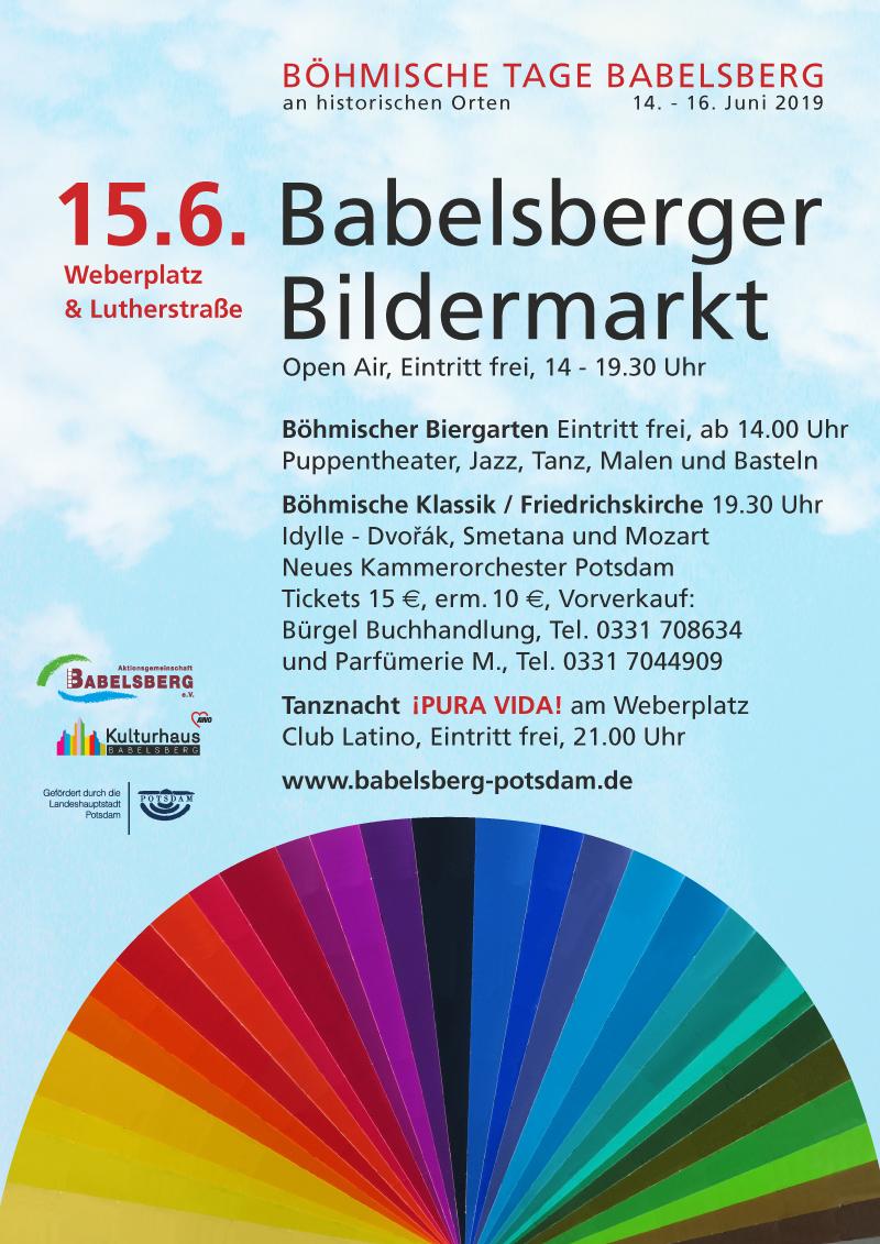 böhmische tage babelsberg bildermarkt 2019